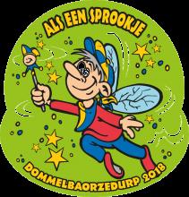 DBD Logo 2018 (Als een sprookje)